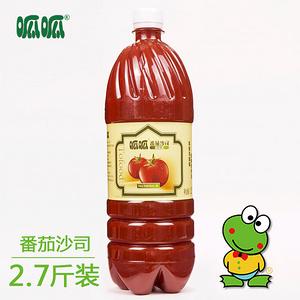 【呱呱牌】酱料沙司番茄酱2.7斤