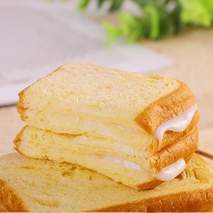【爆款返场】聪师傅吐司面包整整一箱