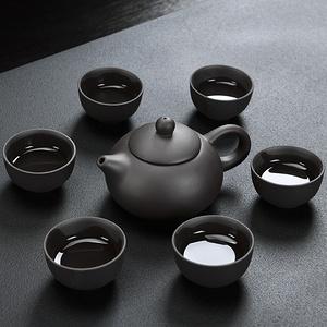 【輝躍】功夫茶具一壺六杯共7件套