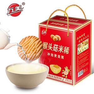 【万美】猴菇米稀饼干1020g