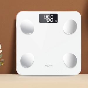 【历史至低价】香山智能体脂秤电子体重秤