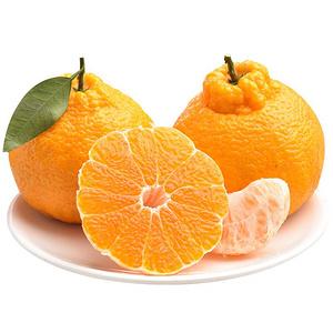 【罗?#26494;骸?#26032;鲜当季不知火丑橘5斤装