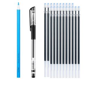 【得力】六角原木铅笔10支+卷笔刀