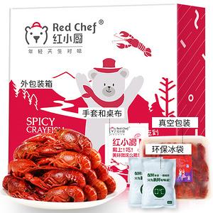 【红小厨】麻辣十三香小龙虾3.6斤