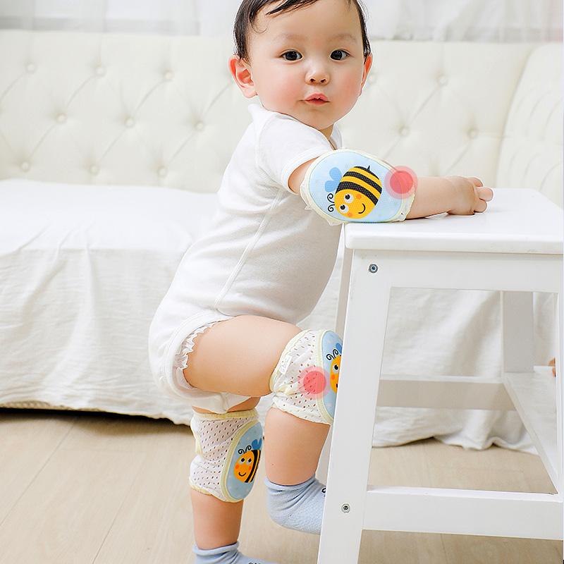 宝宝护膝学步防摔套1对