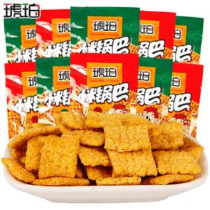 琥珀小米锅巴20袋回味小时候的感觉