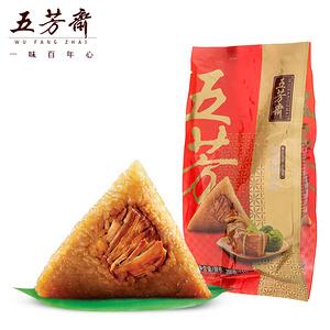 五芳斋  嘉兴鲜肉粽100g*6只