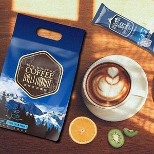 好价!蓝山风味咖啡40杯共600g