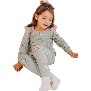 兒童秋衣秋褲內衣套裝純棉