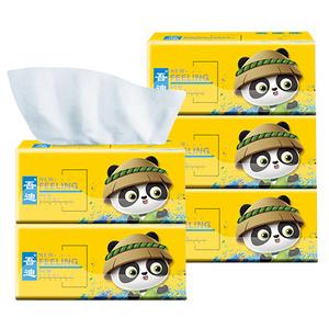 原木家用抽紙衛生紙5包