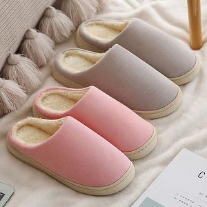 【限時沖量】冬季居家情侶棉拖鞋