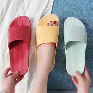 阿巴狮!夏季防滑软底凉拖鞋