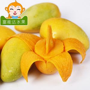 现摘新鲜广西当季小台农芒果5斤
