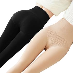 光腿神器女超自然裸感肉色秋裤外穿