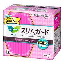 花王 乐而雅 零触感 特薄日用卫生巾 250mm 19片 折18.2元(34.9,199-100)