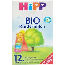 HiPP 喜宝 有机奶 粉1+段 800g 88元(79+9)