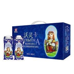 辉山 沃灵卡 常温酸奶200g*12盒 29元