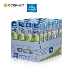 欧德堡 脱脂牛奶 200ml*24盒*3件 112.7元包邮(212.7-100)
