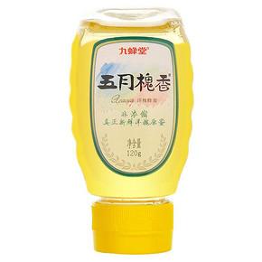 九蜂堂 五月槐香 120g 折4.9元(买2免1)