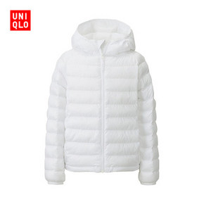UNIQLO 优衣库 女童轻型连帽外套 59元