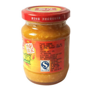 海南特产 春光特辣灯笼辣椒酱 150g 6.9元