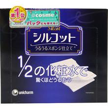 unicharm 尤妮佳 省水薄款化妆棉 40片 折11元(199-100)