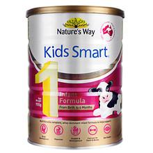 Nature's Way 佳思敏 婴幼儿配方奶粉 1段 900g 110.7元(99+11.7)