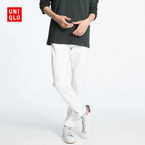 UNIQLO 优衣库 修身牛仔裤 99元