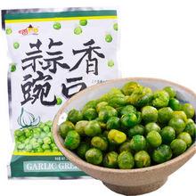 香QQ 蒜香豌豆 80g 1.9元