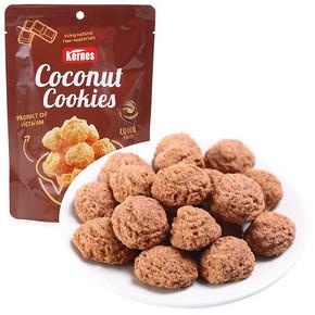 Kernes 克恩兹 可可味椰子酥 150g 4.9元