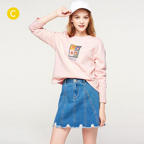 Cache Cache 女士休闲T恤 69.9元包邮