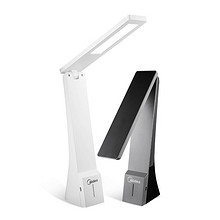 美的 慧光LED充电式折叠台灯 49元包邮(89-40券)