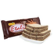 马来西亚进口 巧克力味威化饼干175g 折4.9元(9.9,99-50券)