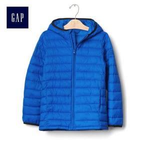 Gap 男童多色连帽棉服 159元