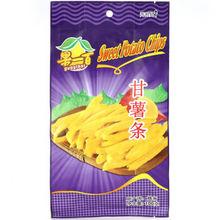 越南进口 果一百 甘薯条 100g 5.9元