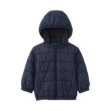 UNIQLO 优衣库 婴儿轻型拉链连帽外套 99元