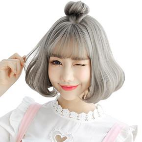魅丝黛儿 韩国假发女短发假发套 券后39元包邮