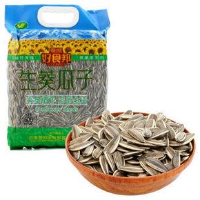 亚盛好食邦 生葵瓜子 1500g 折16.4元(2件5折)