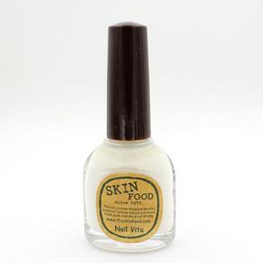 Skinfood 维生素指甲油 纯白色 11元包邮(9.9+1.1)