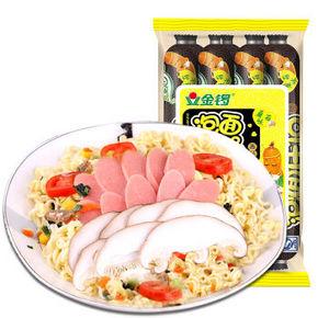 金锣 火腿肠 泡面伴侣蘑菇风味 30g*8支 折4.1元(3件7折)