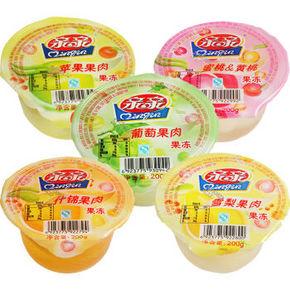 亲亲 果肉果冻组合装 1000g 折11.2元(22.4,2件5折)
