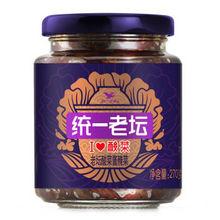 统一老坛 i love 老坛酸菜酱腌菜 270g 折3.4元(5件5折)