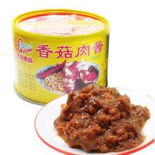 古龙 方便速食罐头 香菇肉酱 180g 5.9元