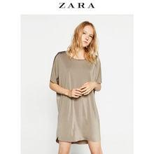 ZARA  女士闪亮飘逸连衣裙 59元