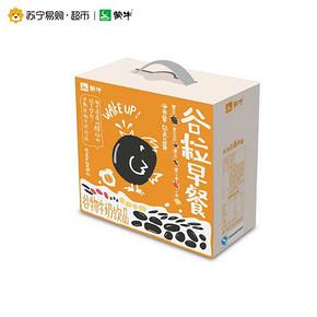 蒙牛 黑谷谷粒早餐牛奶饮品 250ml*12盒 折22元(2件减20)