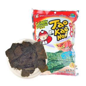 小老板牌 调味海苔 辣味 32g 折5.6元(6件3折)
