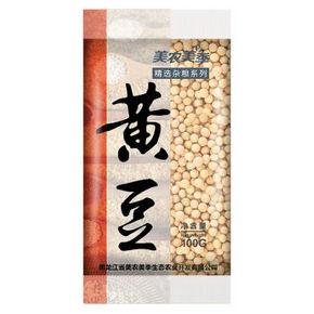 美农美季 黄豆东北杂粮100g 1元