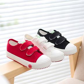 回力 男女童经典帆布鞋 29元包邮(39-10券)