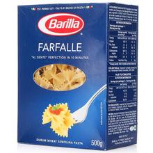 Barilla 百味来 蝴蝶形意大利面 500g 折8元