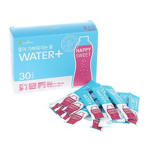 爱茉莉 O'SULLOC WATER 纤体茶 西柚味 30条装 11元包邮(9.9+1.1)